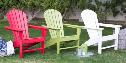 Американское садовое кресло Адирондак